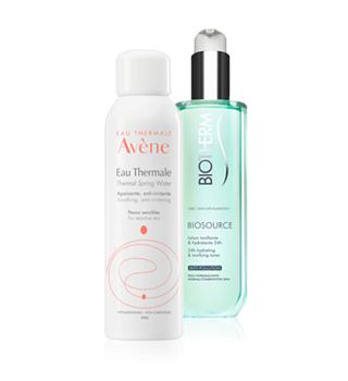 Tonizacija in pomirjanje kože