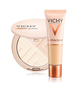 Vichy maquillage et cosmétique décorative