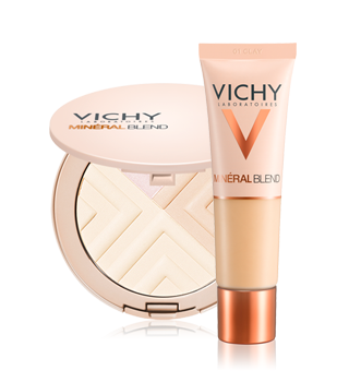 Засоби для макіяжу від Vichy та декоративна косметика