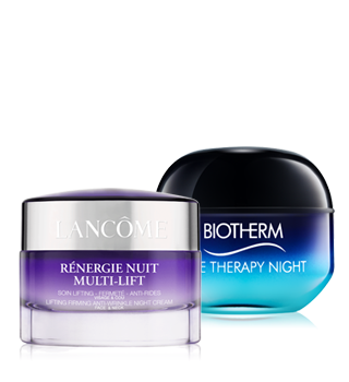 Night creams and anti-wrinkle creams