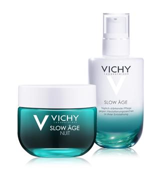 Vichy proti vráskám a stárnutí pleti