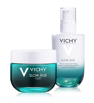 Vichy against wrinkles and skin ageing