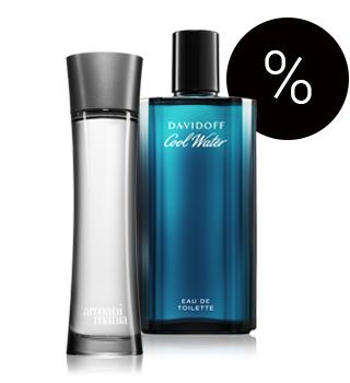 Fragrances on Offer