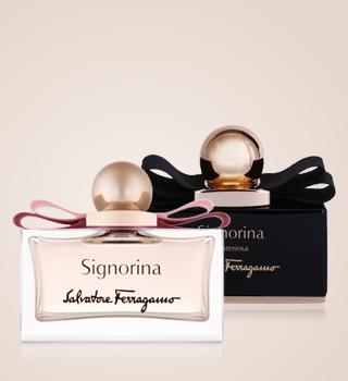 Salvatore Ferragamo parfum femme