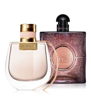 NOVINKY dámských parfémů
