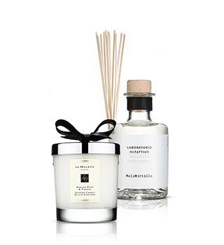 Parfums d'ambiance niche