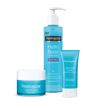Neutrogena Hydratation der Haut