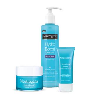 Hydratatie van de huid Neutrogena