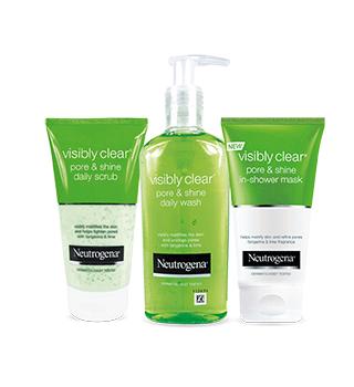 Neutrogena produtos para pele oleosa