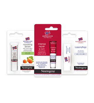 Neutrogena produtos para cuidado de lábios