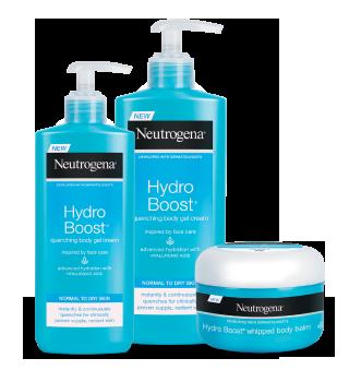 Hydratation du corps Neutrogena