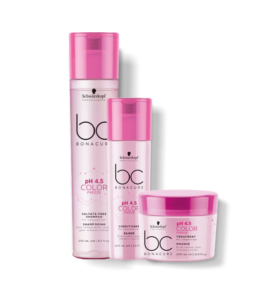 BC Bonacure Color Freeze PH 4,5