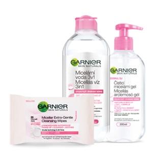 Garnier Rimozione del make-up e pulizia del viso