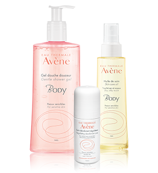 Body care Avène