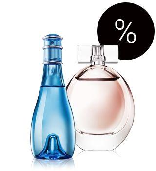 Parfums en promo