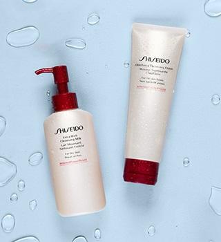 Shiseido  REINIGEN & VORBEREITEN