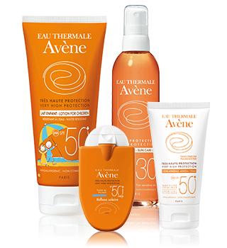 Захист від сонця Avène