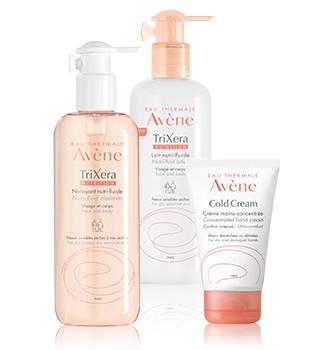 Avène produtos para pele seca