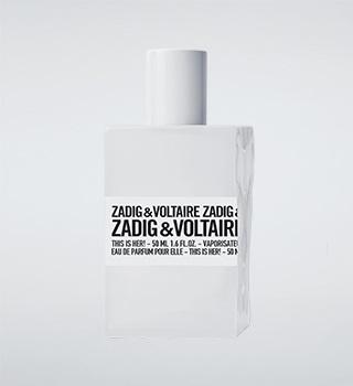 Zadig & Voltaire Damendüfte