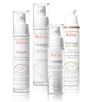 Arrugas y envejecimiento de la piel Avène