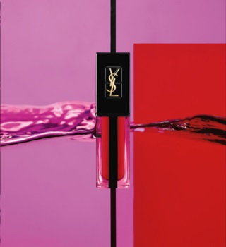 Yves Saint Laurent Lipstick and lip gloss