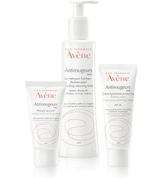 Skin redness Avène
