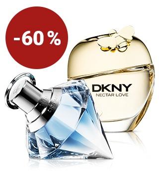 Akár -60% a női illatokra