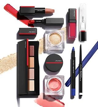 Shiseido Bestsellery