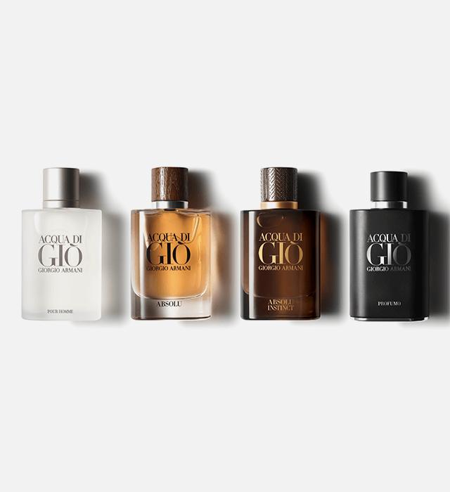 Armani Parfum Herren