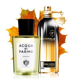 Podzimní niche parfémy pro muže
