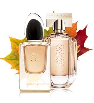 Dámske parfémy