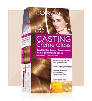 Farbenie vlasov doma