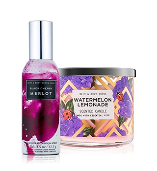 Bath & Body Works CANDLES AND ROOM SPRAYS