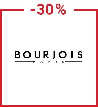 -30 % sur Bourjois avec le code promo spring30fr dès 12 € d'achat