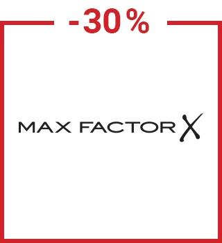 -30 % sur Max Factor avec le code spring30fr dès 12 € d'achat