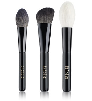 Claudia Schiffer Make Up Makeup brushes