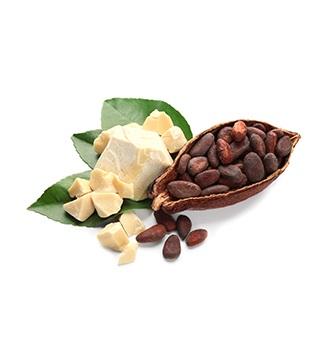 Cosmetice cu unt de cacao