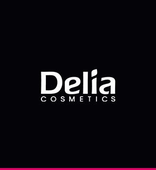 - 20 % Delia Cosmetics