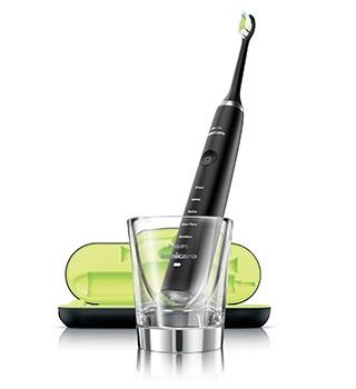 Escovas de dentes elétricas