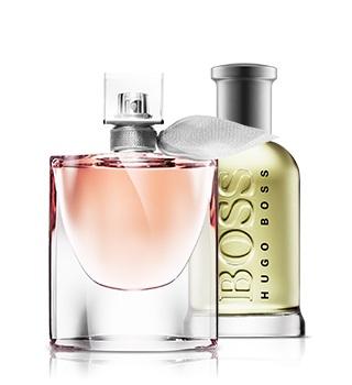 Los perfumes más populares