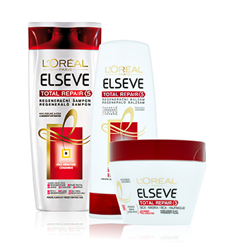 L'Oréal šampon a kondicionér