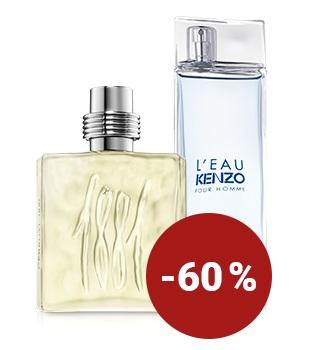 Akár -60% a férfi illatokra