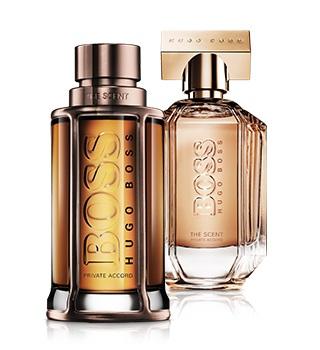 Nouvelles parfums Hugo Boss