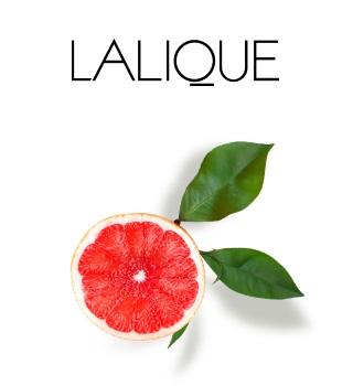 Lalique con un acquisto superiore a 40 €