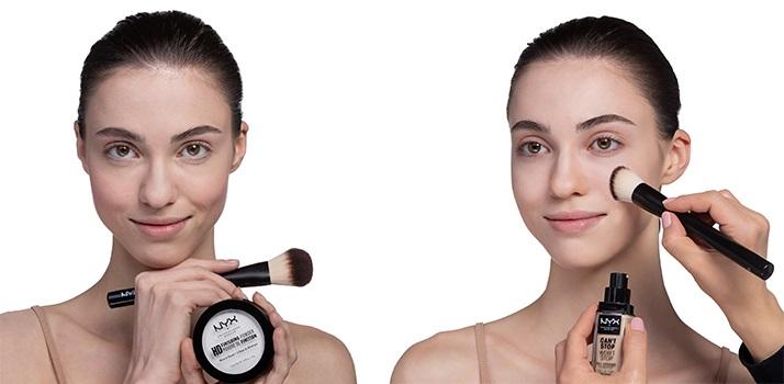 ¿Cómo aplicar la base de maquillaje? - Parte II