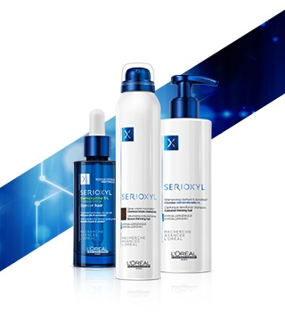 L'Oréal Professionnel Řídnoucí vlasy a citlivá pokožka
