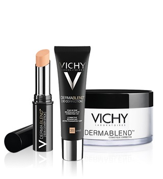 Vichy make-up en decoratieve cosmetica