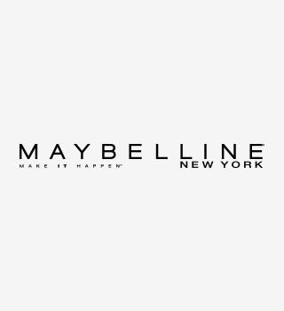 20 % korting op Maybelline