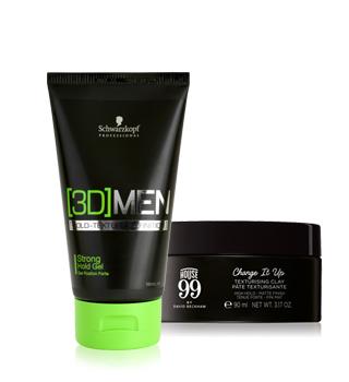 Haarstyling-Produkte für Männer