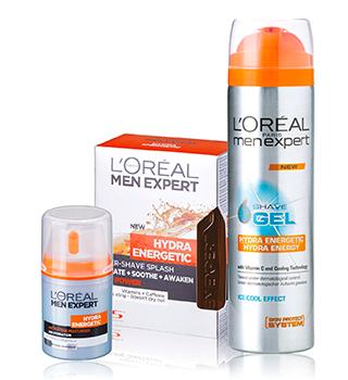 L'Oréal Paris pro muže